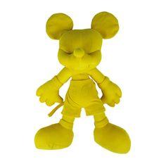 Wd Mickey Plush Amarelo