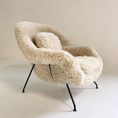 Home Interior Inspiration .Home Interior Inspiration Eero Saarinen, Womb Chair, Egg Chair, Ikea Chair, Decoration Bedroom, Take A Seat, Design Case, Handmade Home, Cheap Home Decor