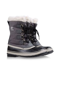 I dont have any snow boots. I kike this look. I dont need this brand because the arent cheap...
