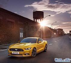 Prestaciones de infarto en el nuevo Ford Mustang.