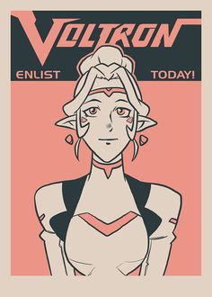 - Inspired by Voltron: Legendary Defender - Set of 7 Fine Art Giclee Prints…