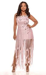 TEBO COUTURE – Haute Couture String Gown - TC181