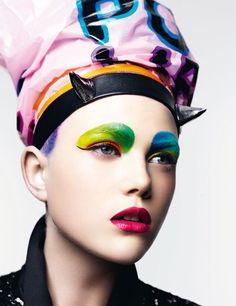 Make up ♥ #makeup #colors #party #maquiagem #festa #cores