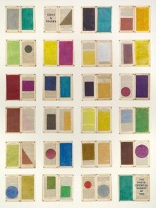 Colour Chart / William Kentridge