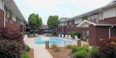 Settle Inn & Suites O'Fallon, Illinois Pool Area