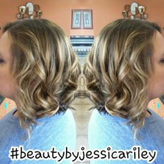 Ombre highlights #beautybyjessicariley #serendipityofmilford