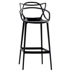 Multiple color options. Masters Stool by Kartell at Lumens.com