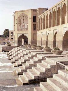 Interesting Isfahan - http://www.travelandtransitions.com/destinations/destination-advice/asia/