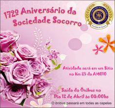 Estaca Manaus Brasil de Sião: Comemoração do Aniversário da Sociedade Socorro