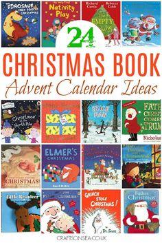 24 stories for a christmas book advent calendar - Classic Christmas Stories