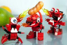 LEGO Mixels Inferites