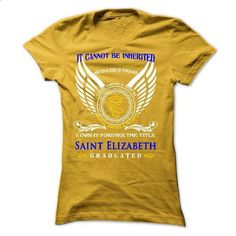 A Woman Who Graduated From College of Saint Elizabeth - #polo t shirts #funny tee shirts. MORE INFO => https://www.sunfrog.com/LifeStyle/A-Woman-Who-Graduated-From-College-of-Saint-Elizabeth-Ladies.html?id=60505