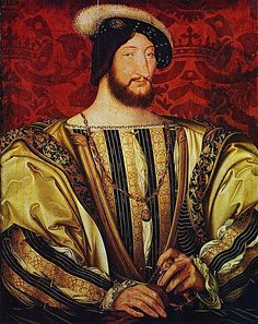King Francis l of France, Clouet Jean