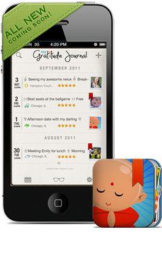 Gratitude Journal #iphone #App