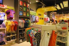 Leisure Club store by Sehar Hassan, Multan   Pakistan store design