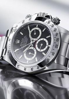 勞力士 (Rolex) [NEW+SPECIAL] Cosmograph Daytona 116520 Watch Steel in Black at HK$122,800.
