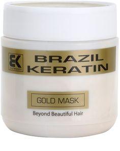 Brazil Keratin Gold Keratin Restore Mask For Damaged Hair | notino.com