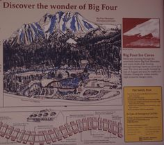 Big Four Ice Caves!
