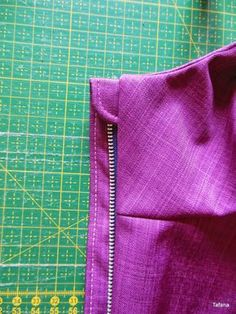 sewing a jacket zipper Fabric Stamping, Textiles, Softshell, Sewing Techniques, Sewing Clothes, Kids And Parenting, Drawstring Backpack, Sewing Crafts, Sewing Patterns