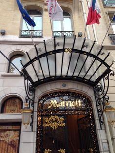 Paris Marriott Champs Elysees Hotel -Paris 8e