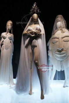 Exposition Jean Paul Gaultier - Grand Palais - Paris