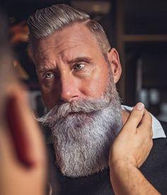 Beard And Mustache Styles, Beard Styles For Men, Beard No Mustache, Hair And Beard Styles, Moustache, Bald With Beard, Beard Fade, Perfect Beard, Nice Beard