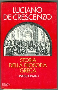 storia della filosofia greca - i presocratici