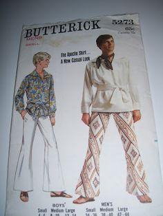 that seventies fashion!!!