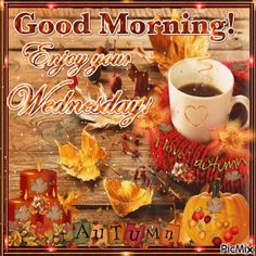 picmix.com pink gifs   Good Morning Enjoy Wednesday Pictures, Photos, and Images for Facebook ...