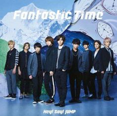 Hey!Say!JUMP-Fantastic Time live