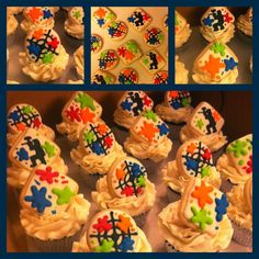 - Real Time - Diet, Exercise, Fitness, Finance You for Healthy articles ideas Nerf Birthday Party, Nerf Party, Cupcake Birthday Cake, 10th Birthday, Cupcake Cakes, Cupcake Ideas, Paintball Cupcakes, Paintball Cake, Fun Cupcakes
