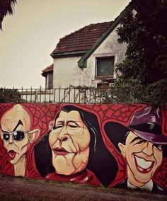Mural , Remedios de Escalada .