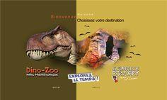 Dino Zoo   parc préhistorique dans le Doubs #CharbonnieresLesSapins     - Charbonnières-les-Sapins, Doubs, Franche-Comté