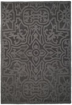 The Marquis Wool Rug - Grey from Urban Barn is a unique home décor item. Urban Barn carries a variety of Rugs & Doormats and other  Accents furnishings.