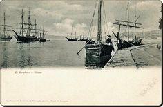 Rumelihisarı sahili - 1890'lar