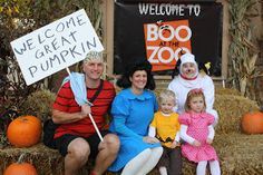 My Favorite Family Tradition; Ideas for Family Halloween Costumes