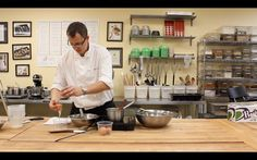 Learn from Marco Ropke a fourth generation pastry chef with twenty five (25) years of international experience.