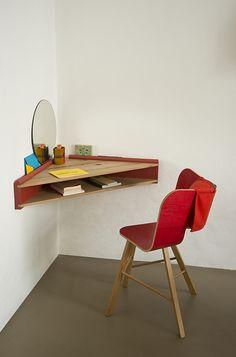 Bureau d'angle - Briccola-ge - Colé Italian Design Label - Visuel 3