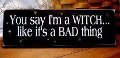 witch..