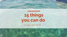 Microbeads are in your facial products, your lotions and your scrubs. They're even in your toothpaste. Those tiny little microbeads are made of plastic and due to their tiny size they slip through water treatment filtration devices and wind up polluting the water. Luckily, there are some pretty amazing alternatives! [read more]  remember a small change is better than no change