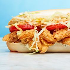 5 Keys to Making the Shrimp Po' Boy of Your Dreams