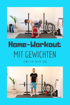 Du brauchst kein Fitnessstudio, um dich fit zu halten. Wenn du willst, kannst du auch zu Hause mit überschaubarem Equipment viel bewegen! Probier es aus! #tri #triathlon #swimbikerun #swim #bike #run #laufen #rennrad #schwimmen #sportmotivation #sports #fitness #training #workout #triitfit #überwindedeinlimit #tritobeawesome #homeworkout #bodyweighttraining Fitness Workouts, Sport Fitness, At Home Workouts, Sport Motivation, Triathlon, Functional Training, Inspiration, Build Muscle Mass, Muscle Up