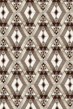 regi bordon, triangle pattern on Flickr