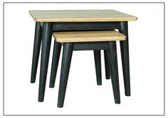 MAB-NT017 Nest Table 600mm x 450mm x 500mm High 390mm x 450mm x 410mm High