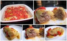 Sophie in the Kitchen: Stuffed Cabbage Rolls