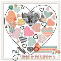 layout by @lbscraps using Miss Dolly created by Digilicious Designs follow @digilicious on Pinterest!