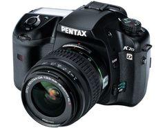 Pentax K20D (2008)
