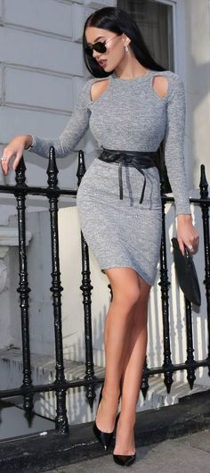 Knitted Bodycon