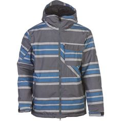 Dc kingdom insulated jacket men's