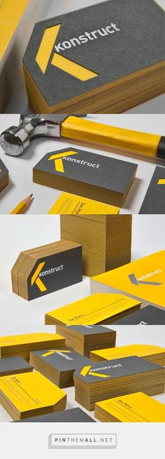 Beautiful multipurpose business card template photo sans serif yellow business card business cards the design inspiration created via https reheart Gallery